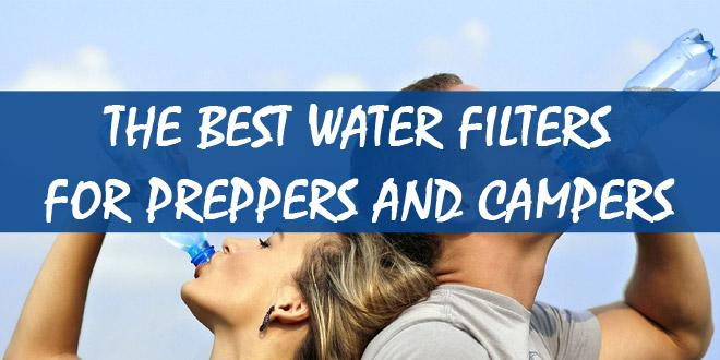 best water filters featured image