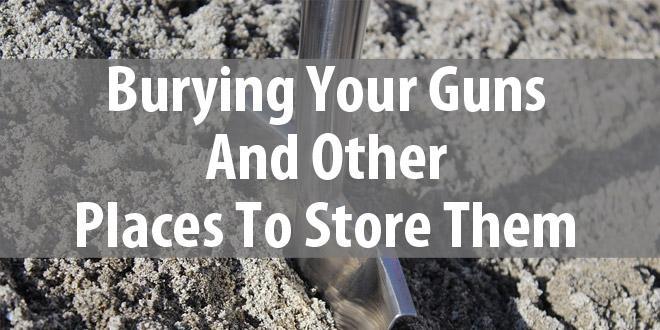 burying guns featured image