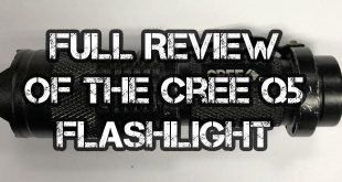 cree q5 flashlight review featured