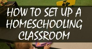 homeschooling classroom featured image