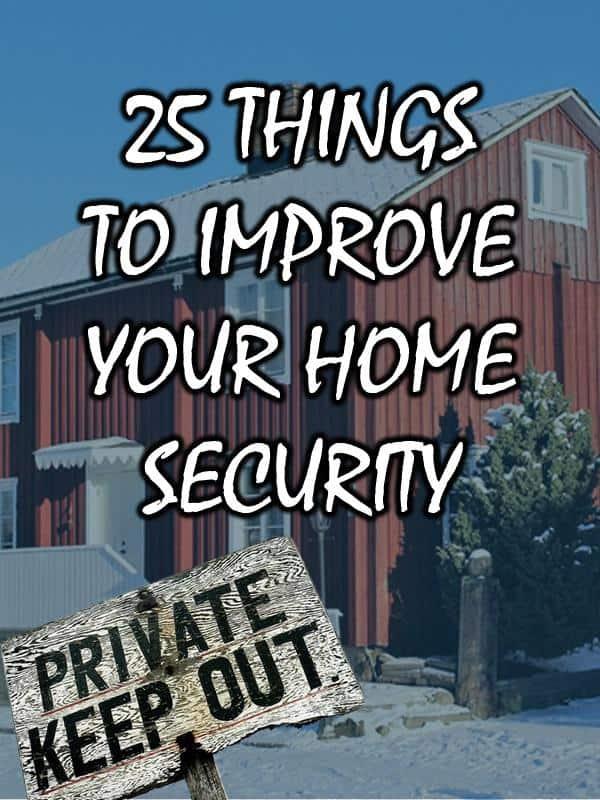 home security improvement pinterest