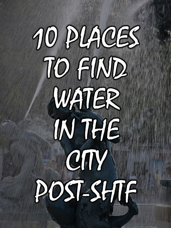 water in the city featured pinterest