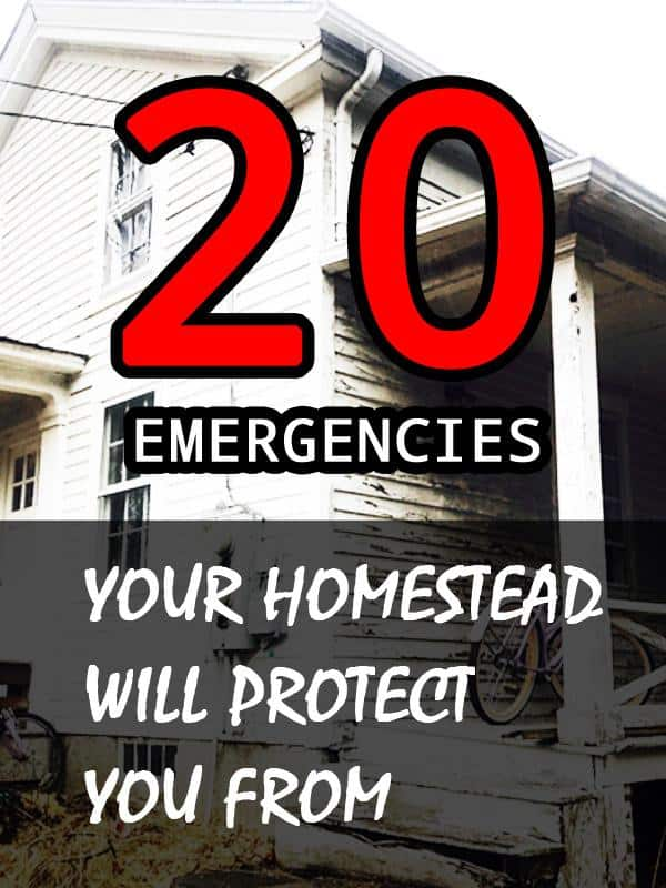 homestead emergencies pinterest
