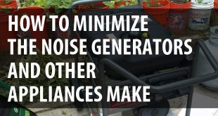 minimize generator noise featured
