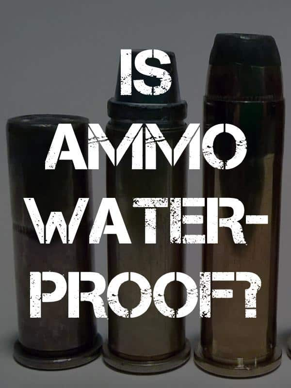 waterproof ammunition pinterest