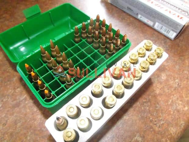 A range of UK legal ammunition including polymer tipped and hollow point ammunition for vermin