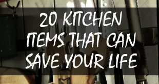 lifesaving kitchen items