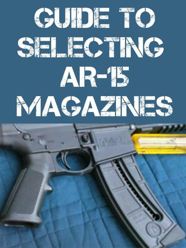 ar-15 magazines pinterest