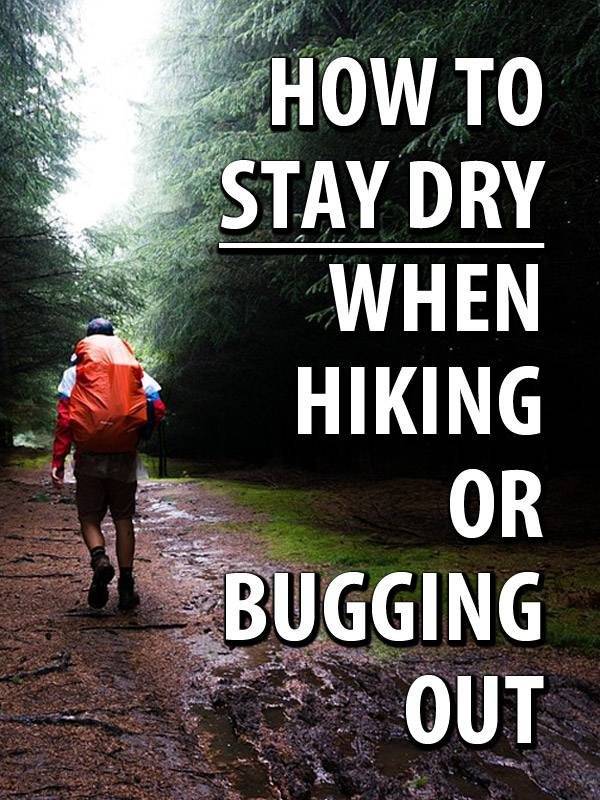 how to stay dry pinterest