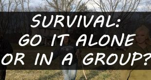 survival alone group featured