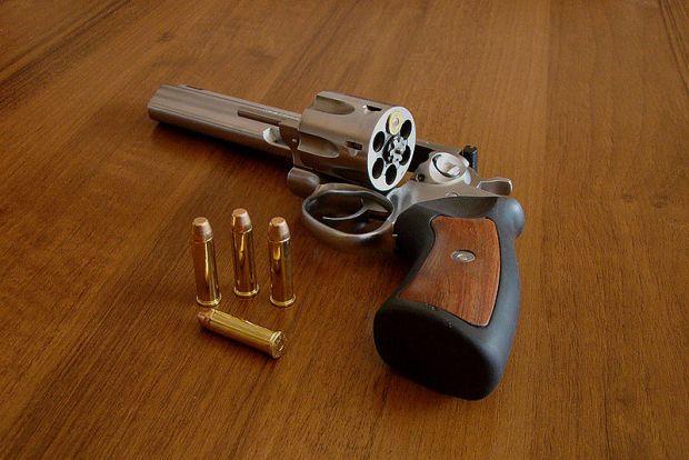 Ruger G-100 (KGP-161) & .357 magnum ammunition