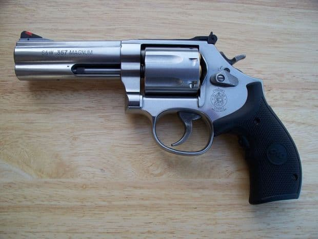 Smith & Wesson .357 Model 686 Plus