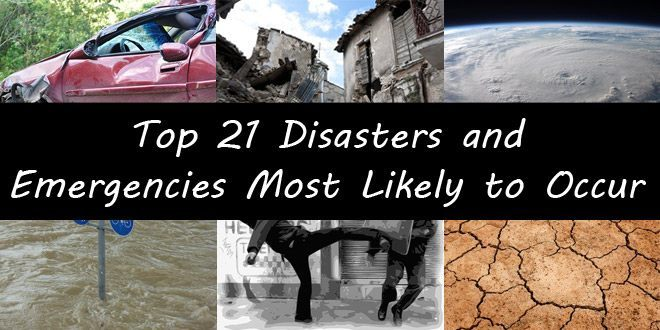 disasters likely to happen featured