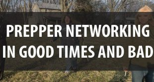 prepper networking featured