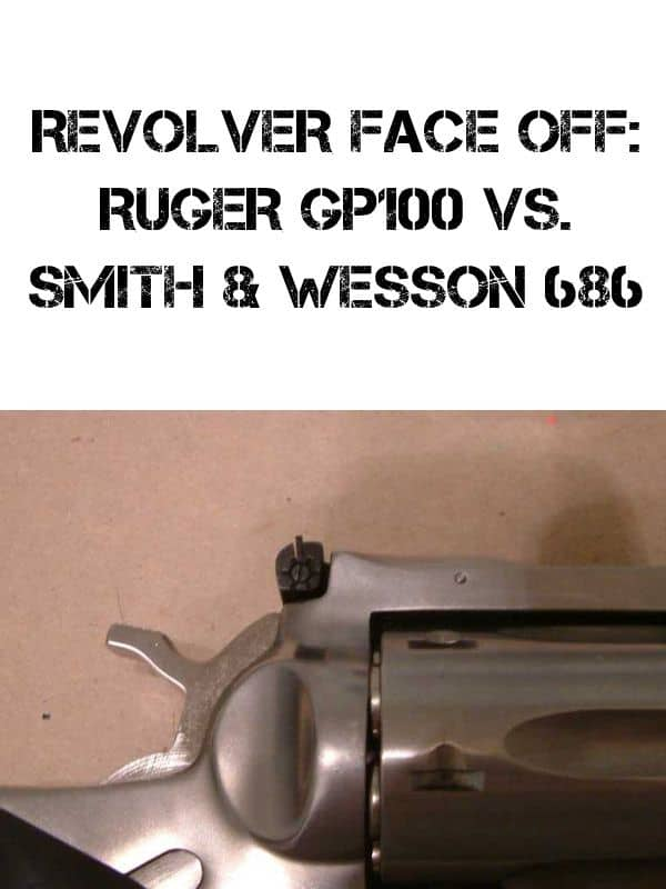 ruger gp100 vs sw 686 pinterest