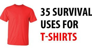 survival uses for t-shirts featured