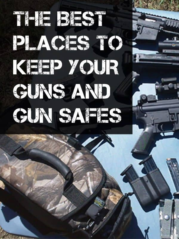where to keep guns pinterest