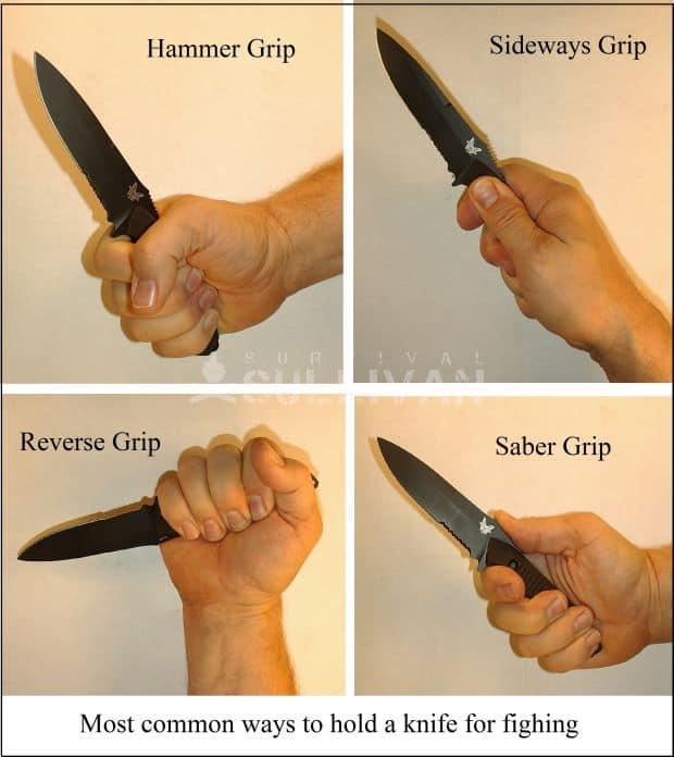 Combat Grips