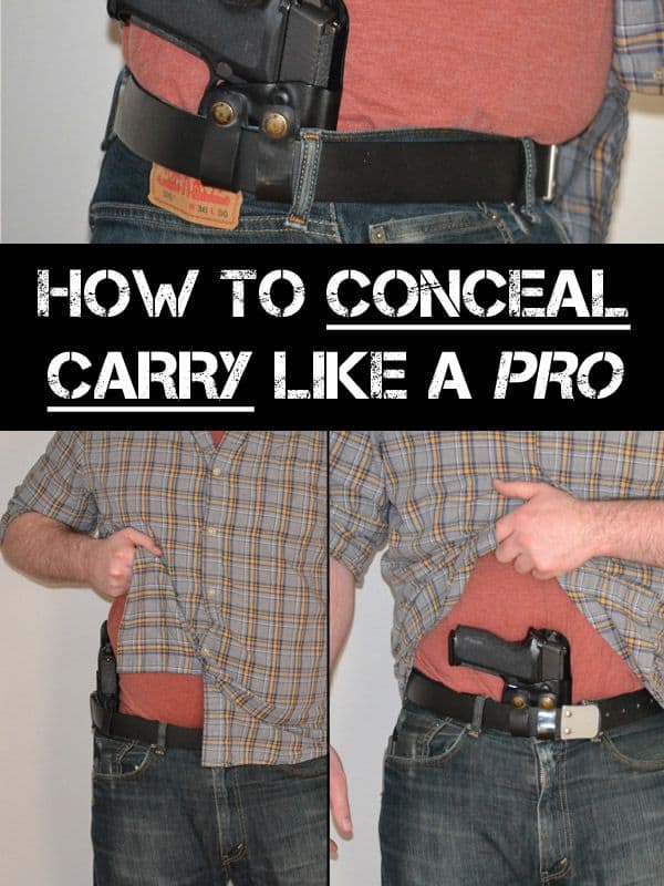concaled carry pinterest