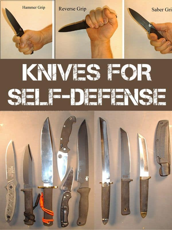 self defense knives pinterest