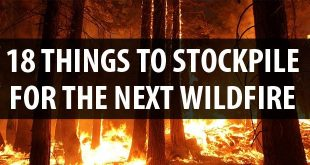 wildfire stockpile featured
