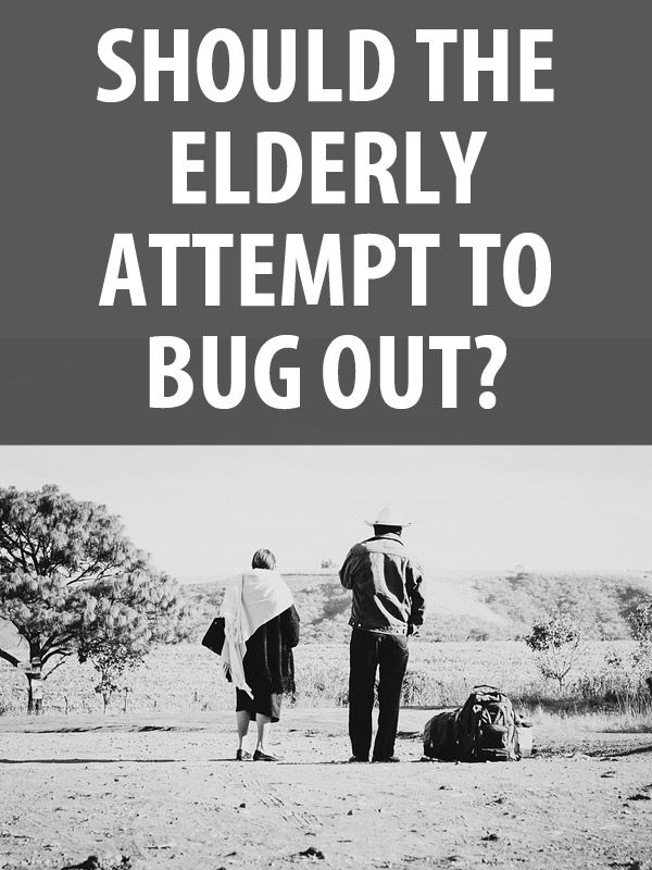 elderly bugging out pinterest
