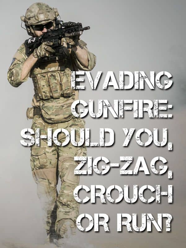 evading gunfire pinterest