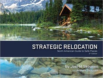 Strategic Relocation North American Guide to Safe Places