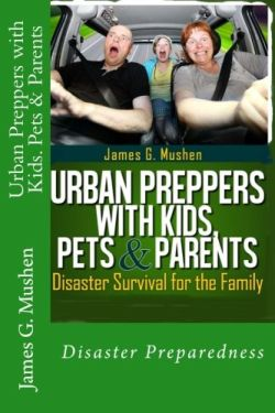 Urban Preppers with Kids Pets Parents