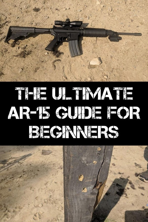 ar-15 guide pinterest