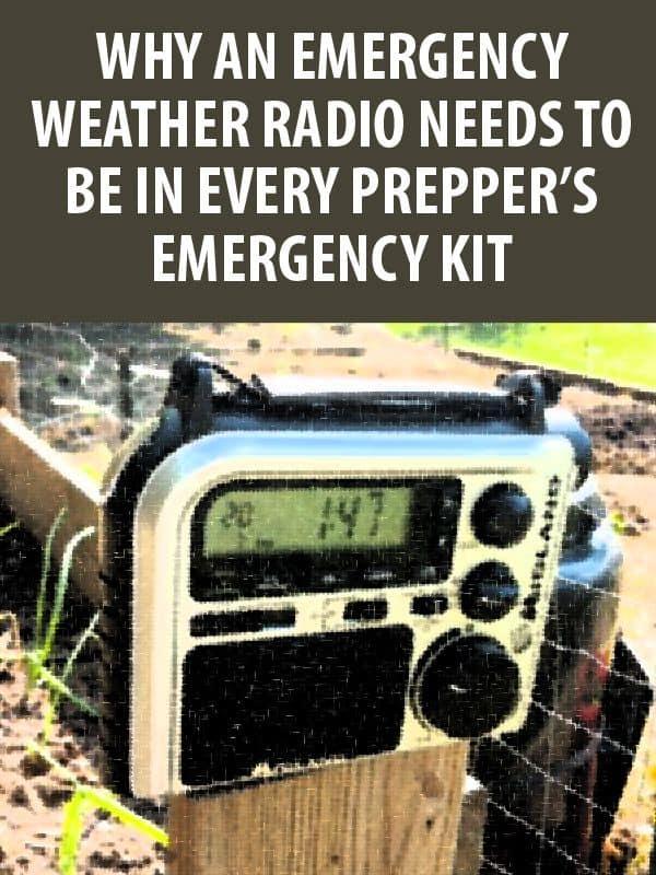 emergency radio pinterest
