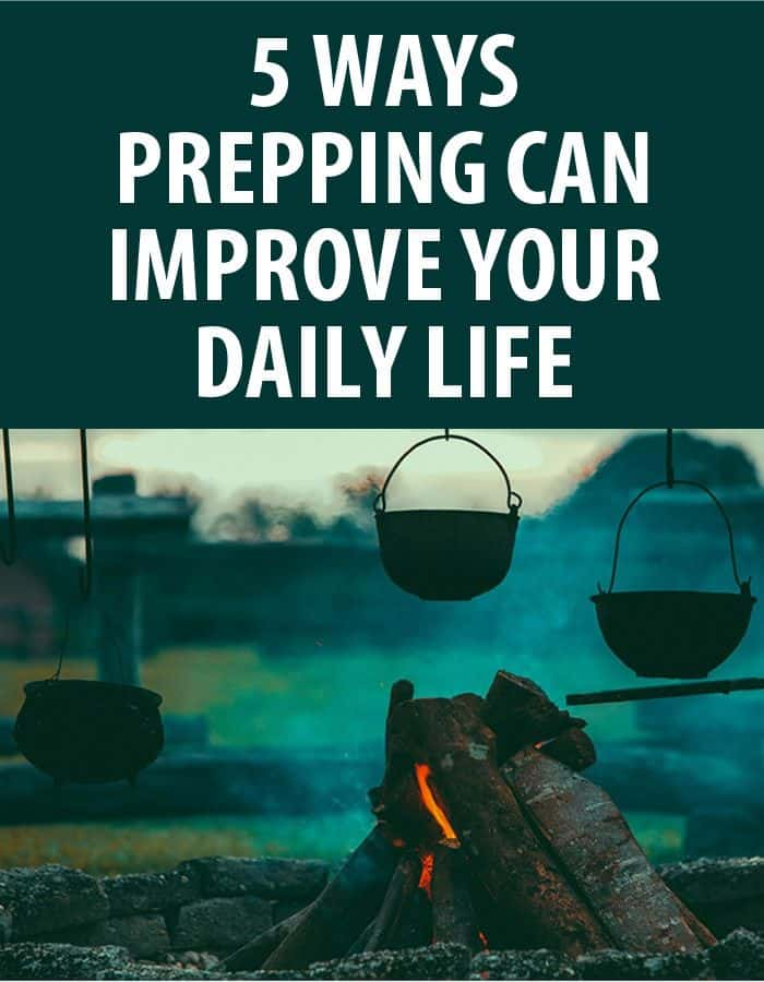 prepping improve life pinterest