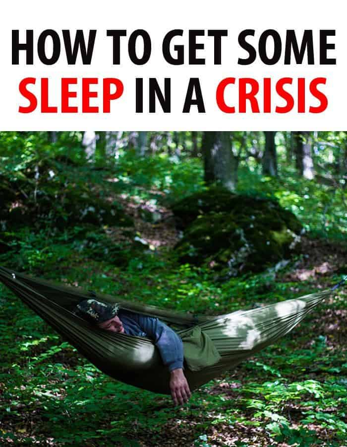 sleeping in a crisis pinterest