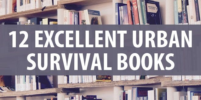 urban survival books featured