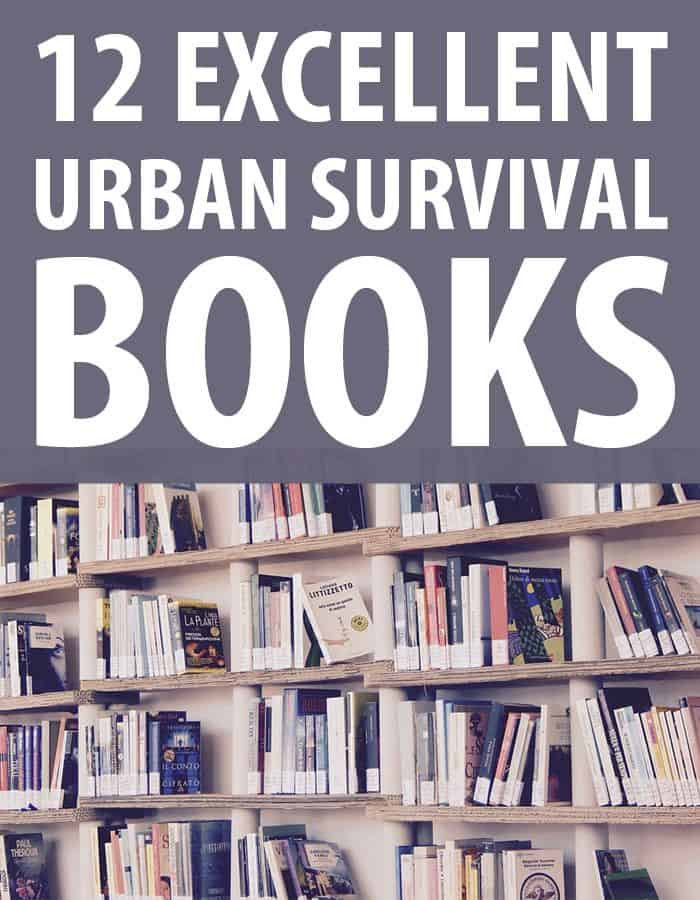 urban survival books pinterest