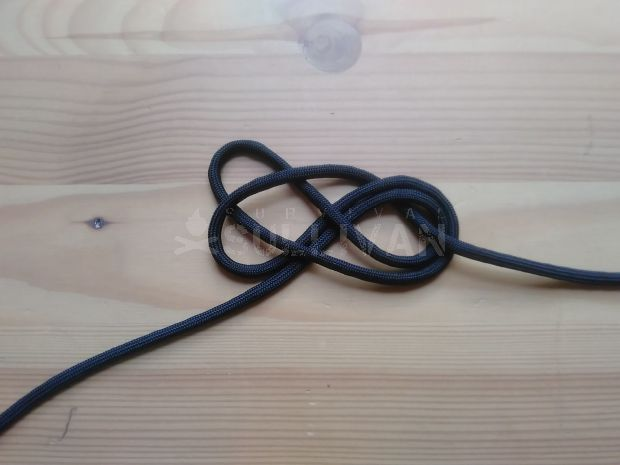Fof8 Knot Made