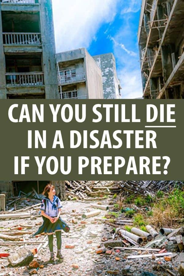 dying in a disaster pinterest
