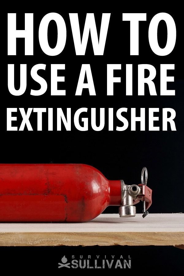 fire extinguisher pinterest