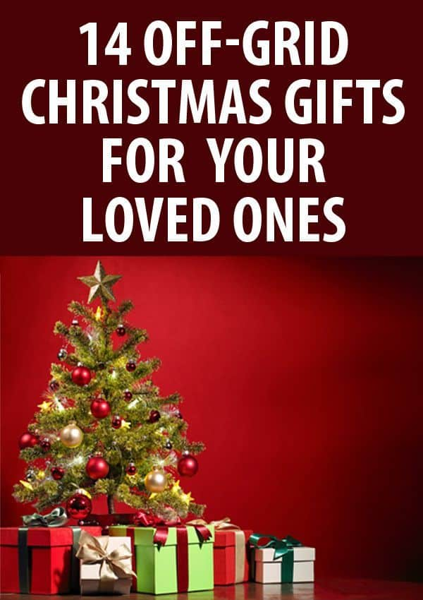 off-grid christmas gifts pinterest