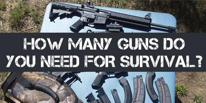 how many guns post