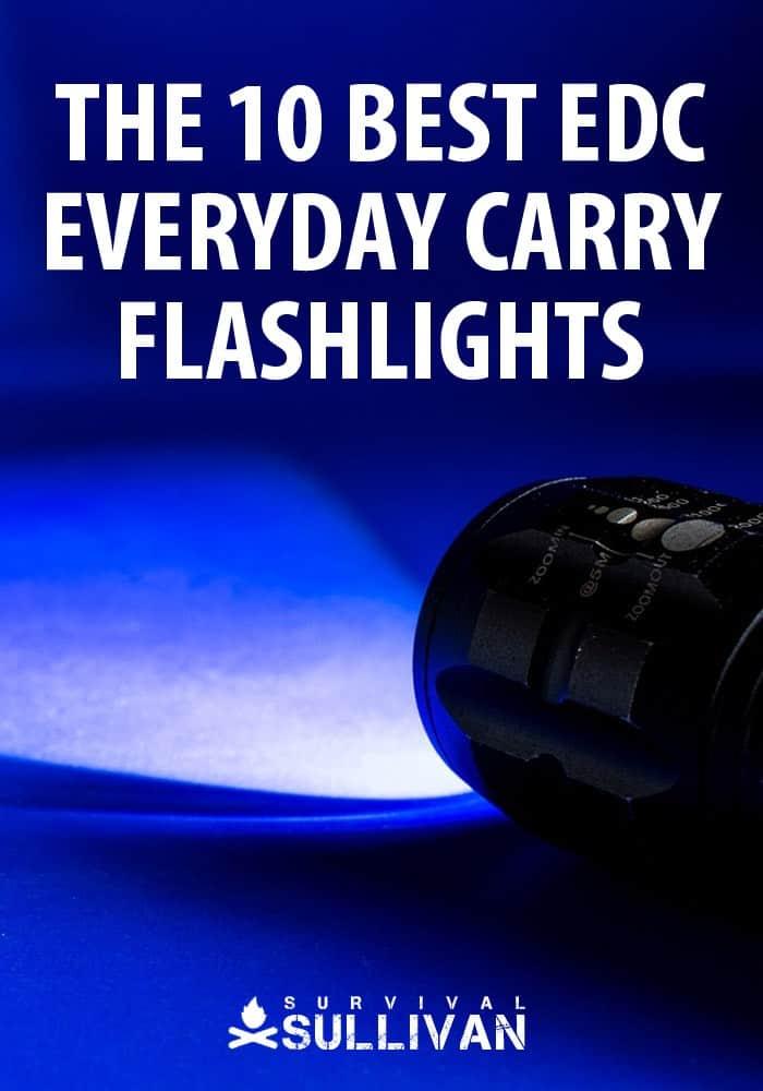 best edc flashlights featured