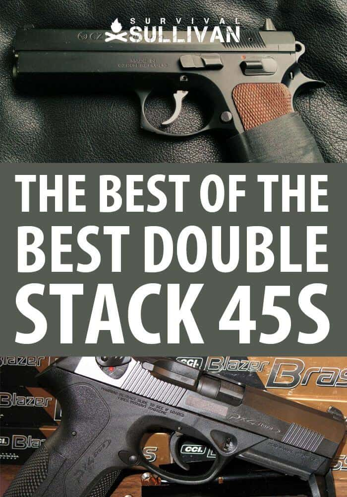 best double stack 45s pinterest