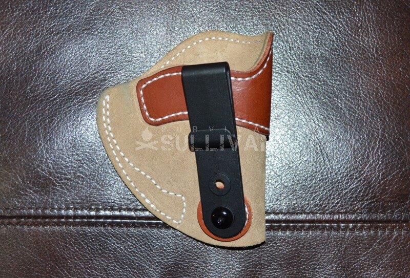 Leather holster, DeSantis SOF Tuck