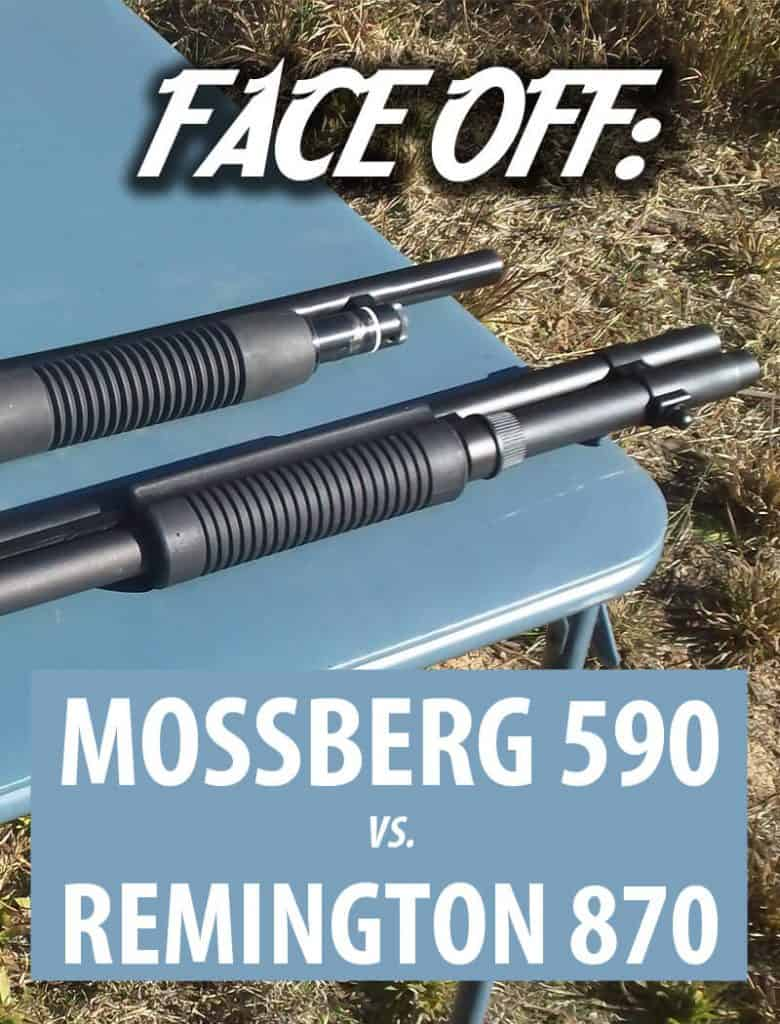 Mossberg 500 vs Remington 870 pinterest