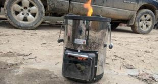 camping stove featured