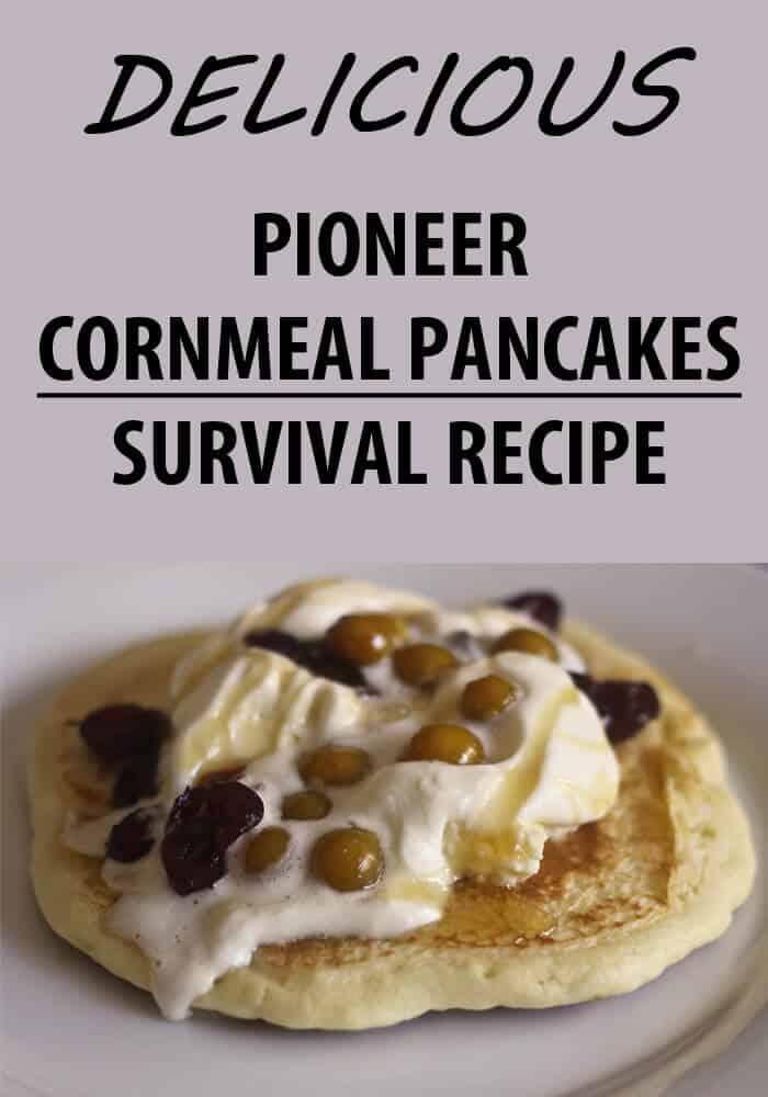 cornmeal pancakes pinterest