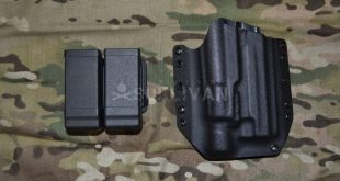 kydex holster and carrier
