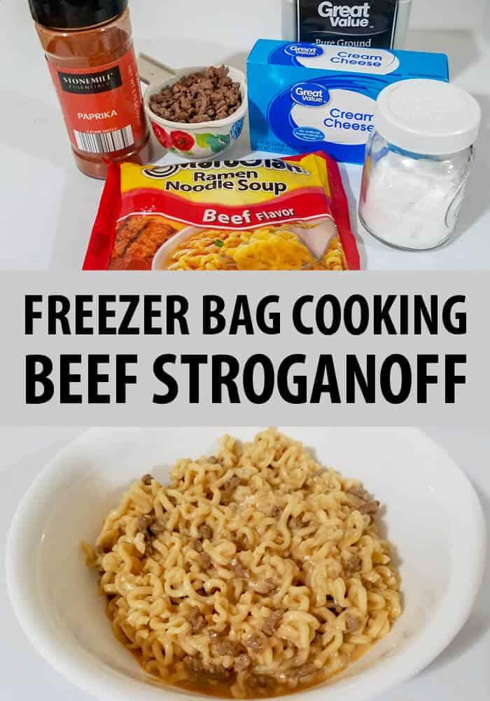 FBC Beef Stroganoff pinterest