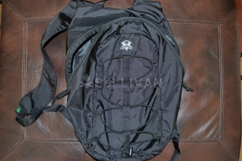 Grey Ghost Gear Hideout pack, stowed