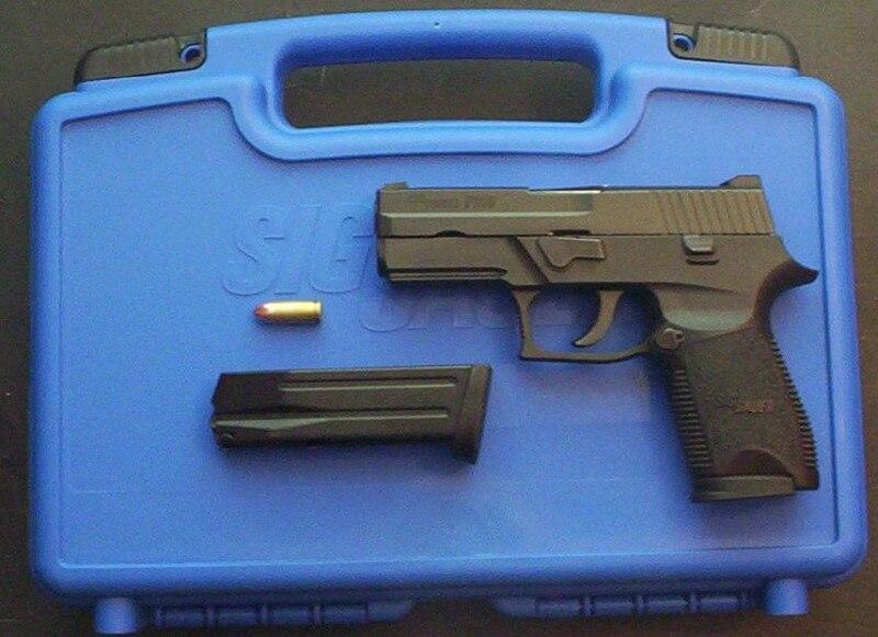SIG Sauer P250 9mm